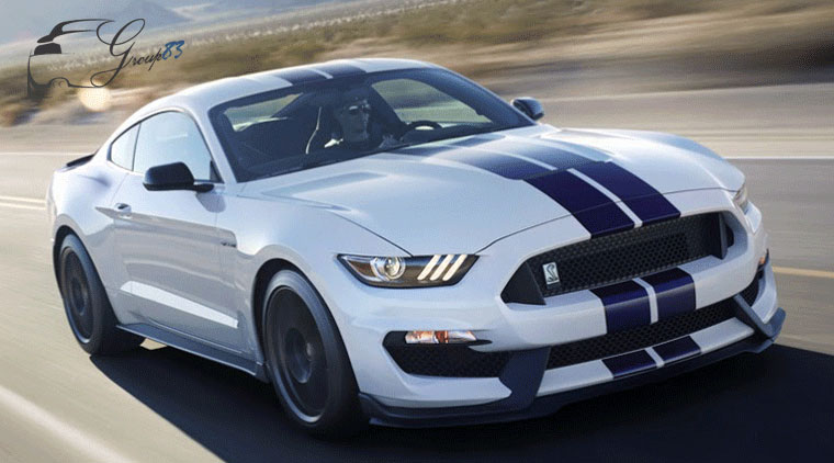 Ford Shelby GT350 Mustang-2015